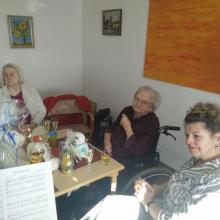 101. Geburtstag von Gertrud Herhold